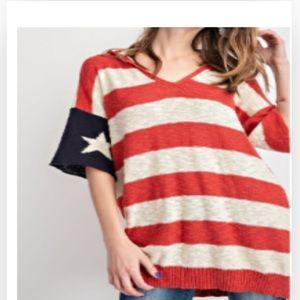 Flag shirt - BRAND NEW